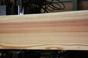 三河杉、柾目