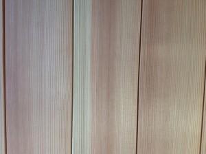 愛知県、三河材、杉柾目、羽目板