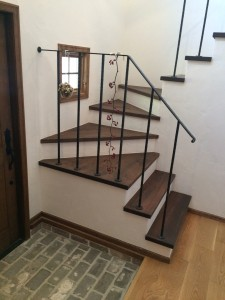スギ階段材