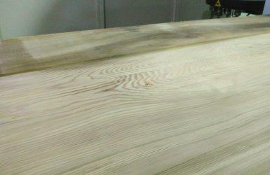 杉無垢一枚板